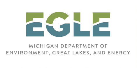 Michigan Department of Environment, Great Lakes, and Energy Logo at MKC Group