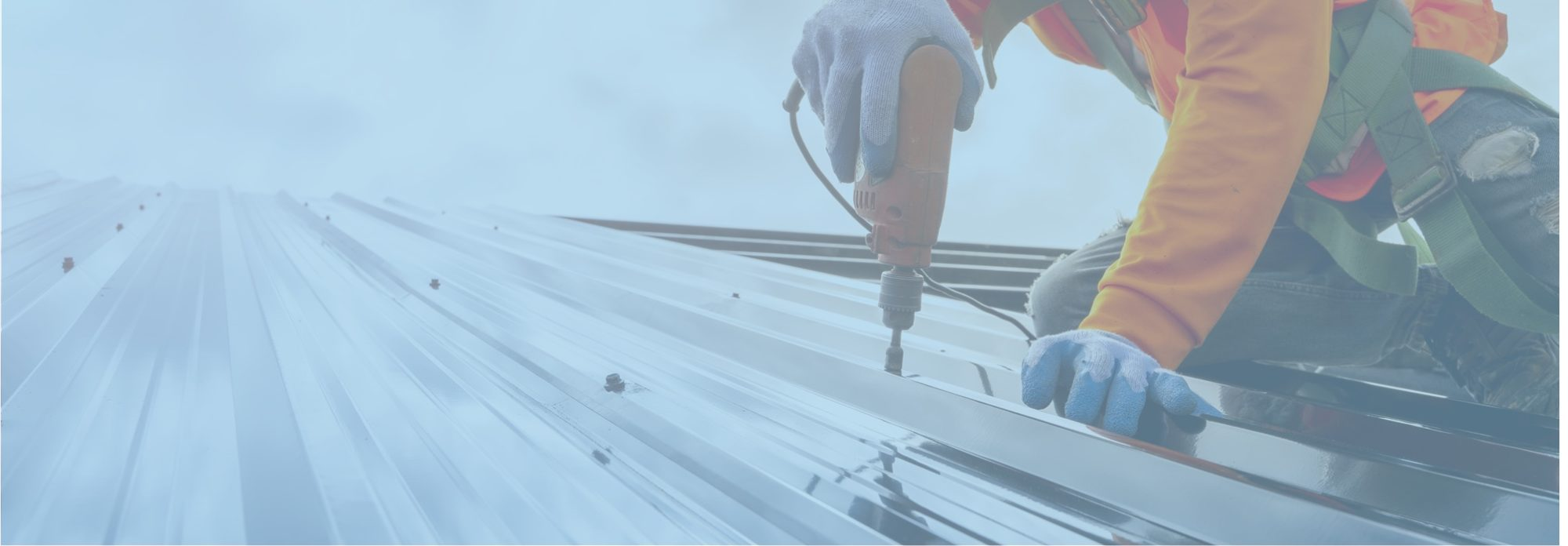 Roofing Work at MKC Group