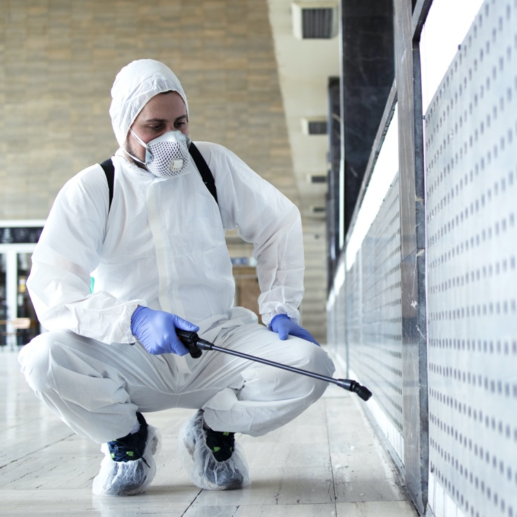 Coronavirus (COVID-19) Disinfecting Services at MKC Group