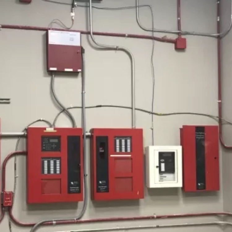Electrical Work for Robert Cotton Correctional Facility at MKC Group